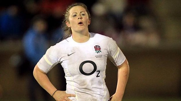 Alice Richardson is determined to banish the memories of England's last campaign