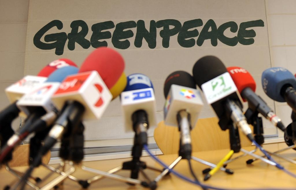 Greenpeace says India office may close within a month