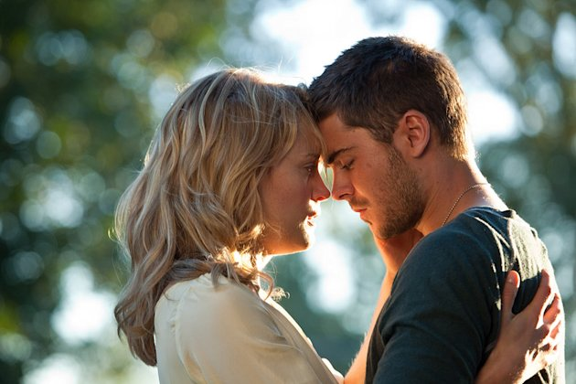 The Lucky One 2012 Warner Bros Pictures Taylor Schilling Zac Efron