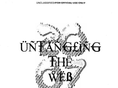 untagling the web declassified internet document