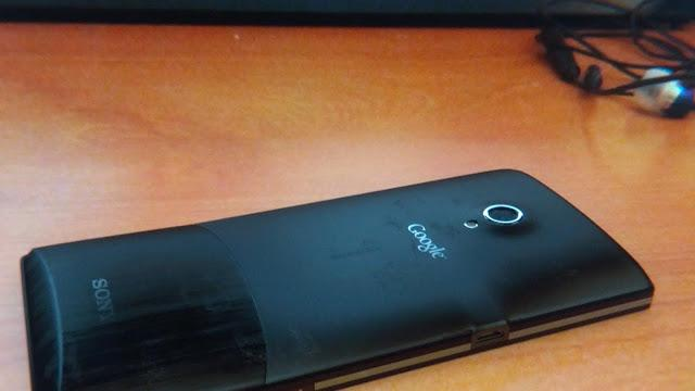 Google's Sony-built Nexus X smartphone revealed in leaked photos