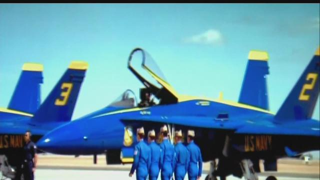Military budget cuts could ground Navy's 'Blue Angels' unless Congress intervenes