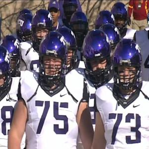 11/09/2013 TCU vs Iowa State Football Highlights
