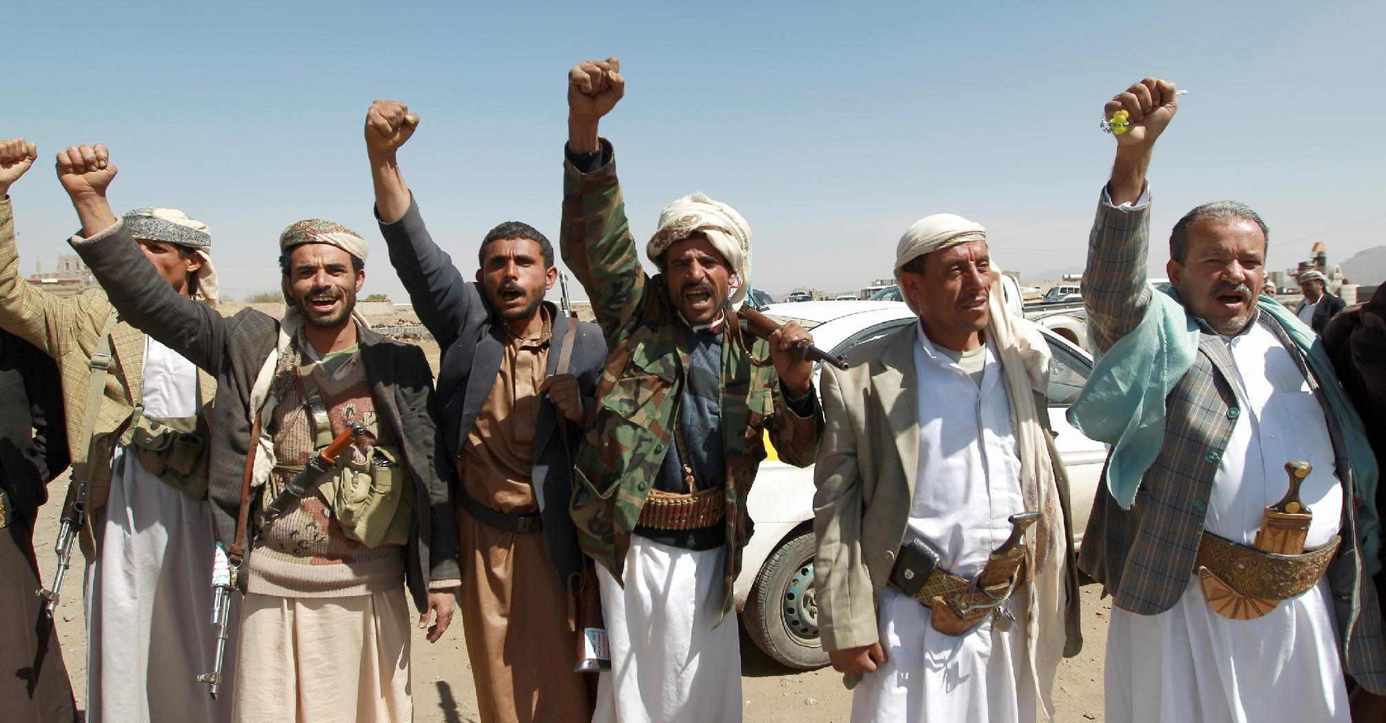 Shiite militia abduct senior Yemen intelligence official