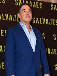 VIDEO: Oliver Stone: es difcil trabajar con Salma Hayek