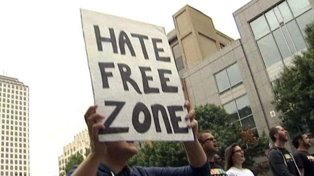 Texans organize anti-hate march after violent crime