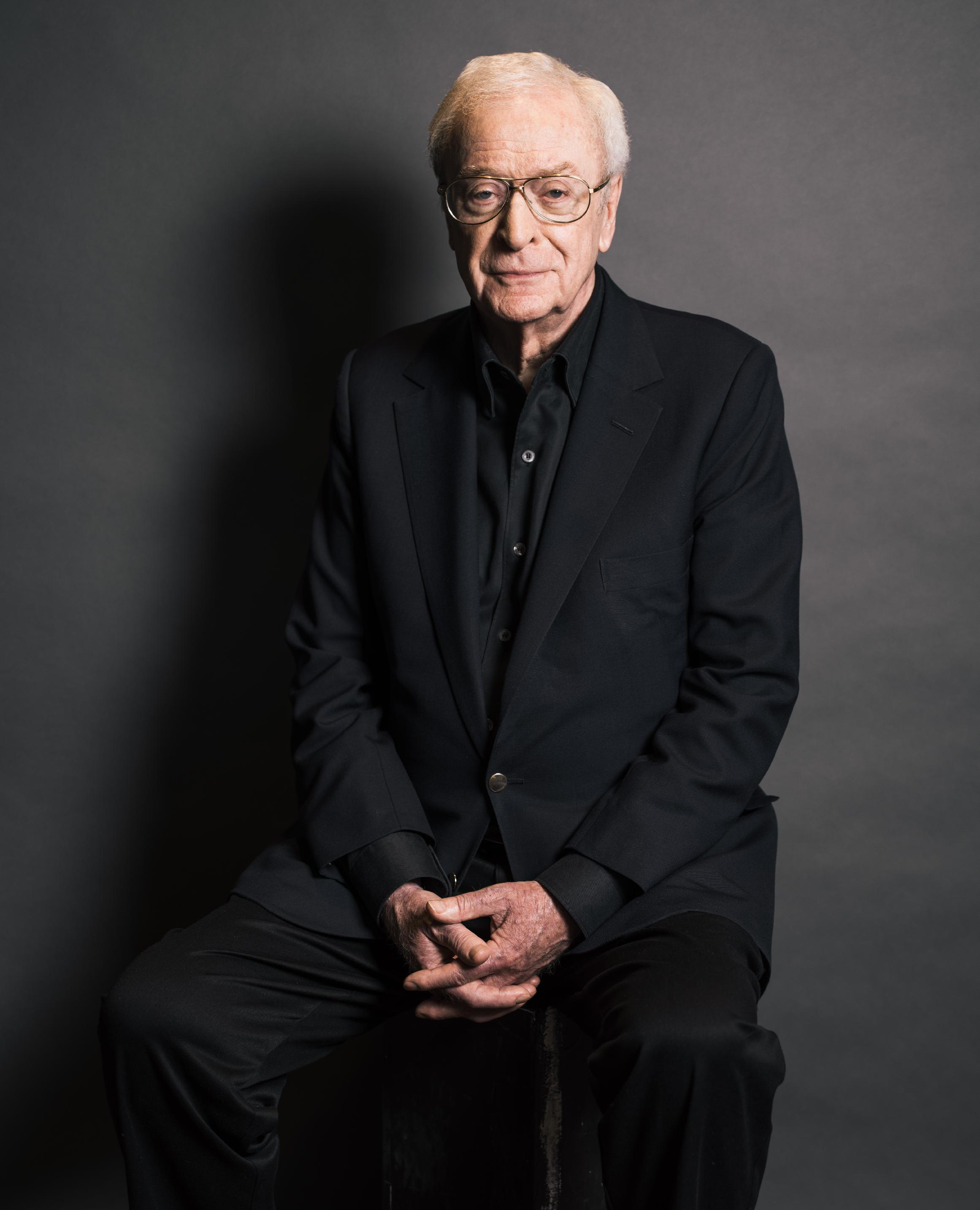 Michael Caine reflects on 'Youth' and old age