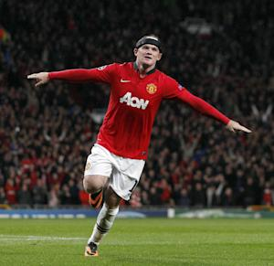 3 goals for Ronaldo, 2 for Rooney as CL opens