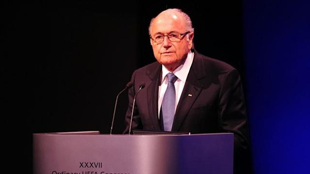 Sepp Blatter wants the 2022 World Cup in Qatar to be held in winter