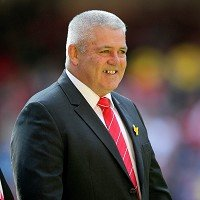 Warren Gatland is set for talks with Toulon coach Bernard Laporte