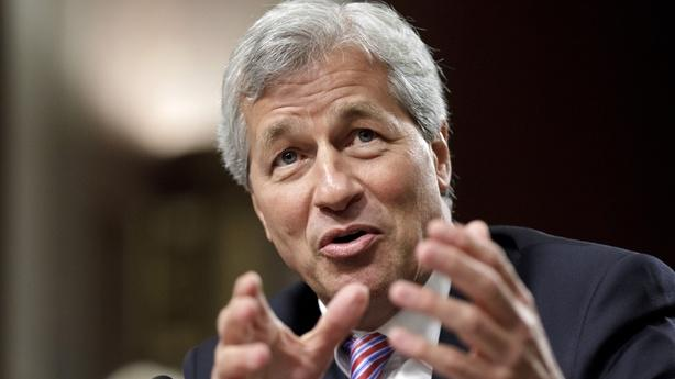 Jamie Dimon Still Thinks He's Master of the Universe