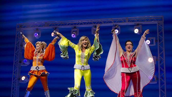 'Mamma Mia!' musical moving to new B'way theater