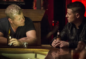 Michael Cudlitz, Ben McKenzie | Photo Credits: Doug Hyun/TNT