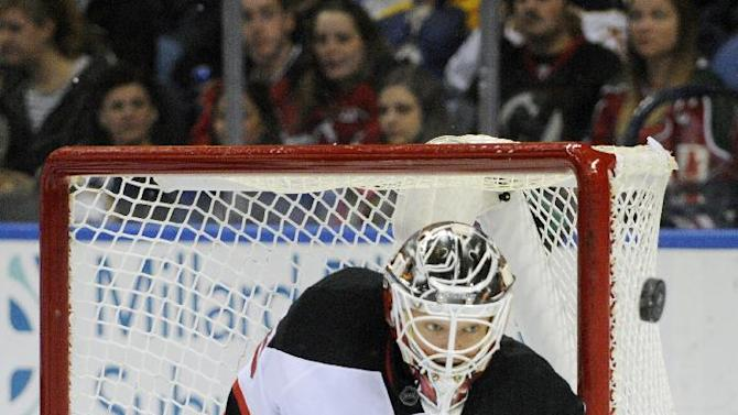 Ennis, Leino lead Sabres to 3-2 win over Devils