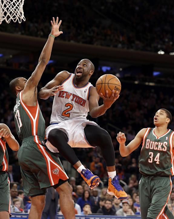 Knicks extend season-best win streak to 6