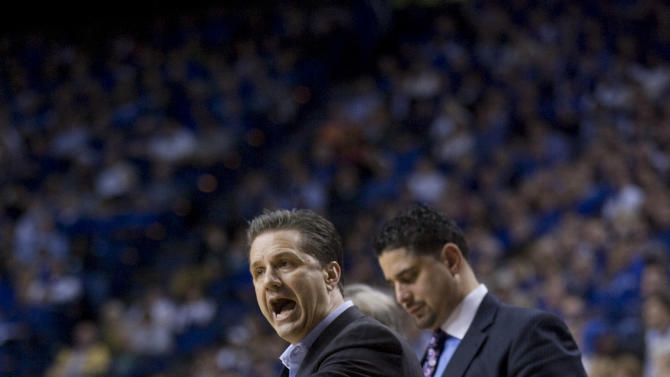 NCAA Basketball: Vanderbilt at Kentucky