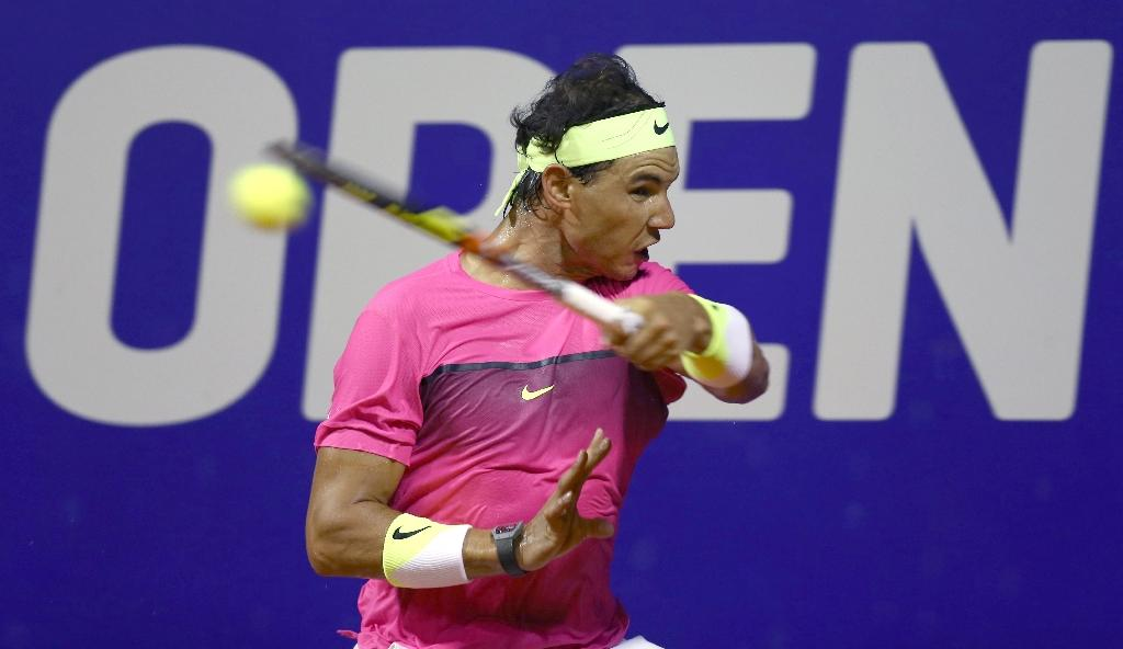 Nervous Nadal into ATP Buenos Aires quarters