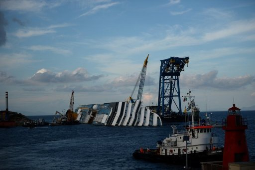 &lt;p&gt;The Costa Concordia cruise ship lays near the harbour of Giglio Porto. An Italian court will begin hearings on Monday to determine who could stand trial for the cruise ship disaster that left 32 people dead, amid accusations of safety breaches and fatal delays.&lt;/p&gt;