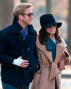 Ryan Gosling, Eva Mendes Visit 2011's Most Searched Holiday Vacation Destination