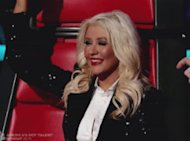 Christina Aguilera 'Disgusted' With The Voice Co-Star Adam Levine?