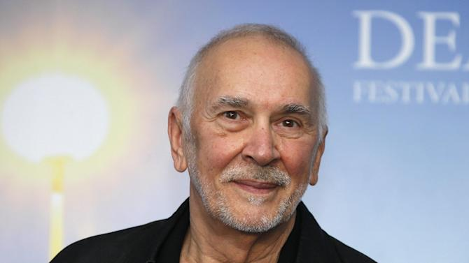 """FILE - In this Sept. 1, 2012 file photo, U.S actor Frank Langella poses during the photo call of the movie """"Robot and Frank"""" at the 38th American Film Festival in Deauville, Normandy, France. Producers said Thursday, June 20, 2013, Langella will debut as King Lear at Britain's Chichester Festival Theatre this autumn and then take it to the Harvey Theater at the Brooklyn Academy of Music in New York early next year. (AP Photo/Michel Spingler, File)"""
