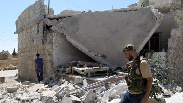 Syrian Forces Prepare for Bloody Showdown in Aleppo
