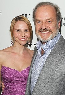 Kayte and Kelsey Grammer | …
