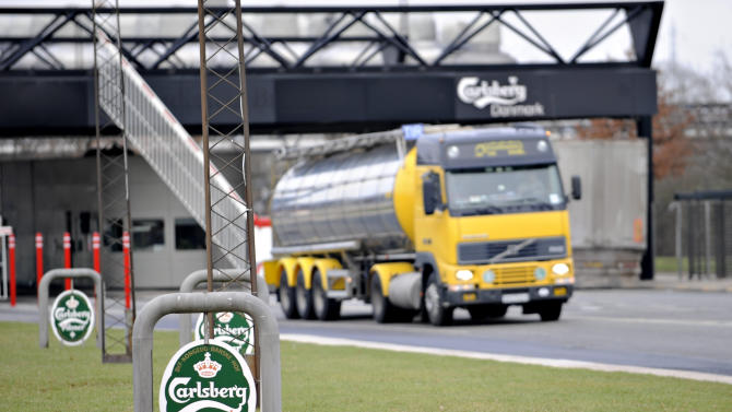 Carlsberg is cutting brewing capacity in Russia by 15%, affecring 500 to 600 jobs