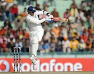 Virender Sehwag raced to an unbeaten 79 by lunch