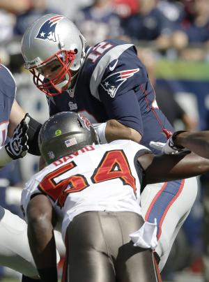 5 things to know from Patriots' 23-3 win over Bucs