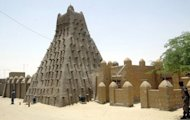 An Islamic center and mosque in Timbuktu. Islamists from a hardline group occupying lawless northern Mali have destroyed a 15th century shrine to a Muslim saint in the fabled city of Timbuktu, witnesses told AFP