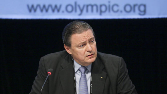 Richard Carrion declares IOC presidential bid
