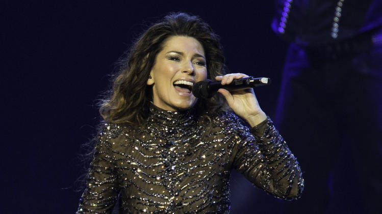Shania Twain announces fall show dates in Vegas