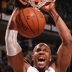 Steal of the Night - David West