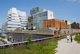 The High Line, New York City (Ambient Images Inc. / Alamy)