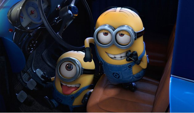 Despicable Me Stills