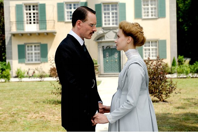 A Dangerous Method 2011 Sony Pictures Classics Michael Fassbender