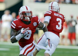 How far can Ameer Abdullah take Nebraska in the Big Ten West? (AP)