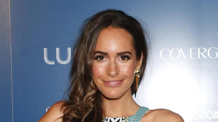 Louise Roe attends the US Weekly AMA After Party for The Wanted at Lure on Sunday November 19, 2012 in Los Angeles, California.  (Photo by Todd Williamson/Invision/AP Images)