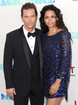 Matthew McConaughey Reveals Name of Newborn