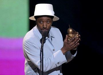"Eddie Griffin ""I Believe I Can Spy"" Award VH-1 Big in 2002 Awards - 12/4/2002"