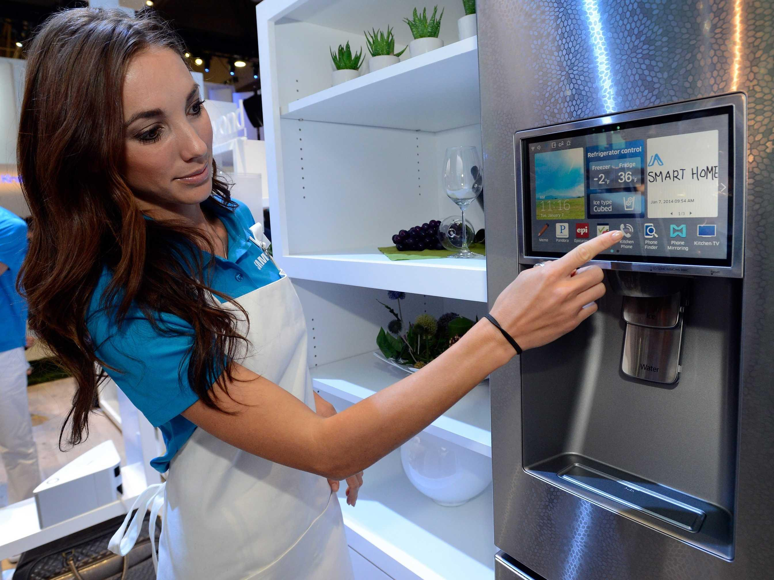 Visa says we're all going to have internet-connected fridges in the future