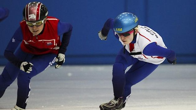 Great Britain's Kathryn Thomson (right) (PA Photos)