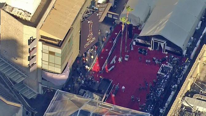 Oscars 2013: Excitement builds in Hollywood as show nears