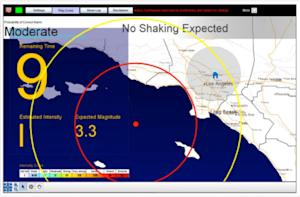 Earthquake Early Warning in California Shifts Closer