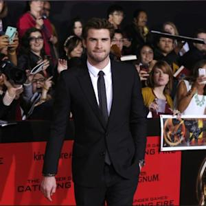 Liam Hemsworth Got Whipped During The Hunger Games