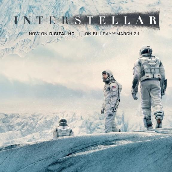Epic 'Interstellar' Blu-ray Dishes Up Out-of-This-World Special Features