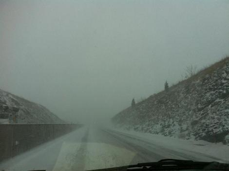 Photos: An Icy Storm from the Poconos to Philadelphia, Pa.