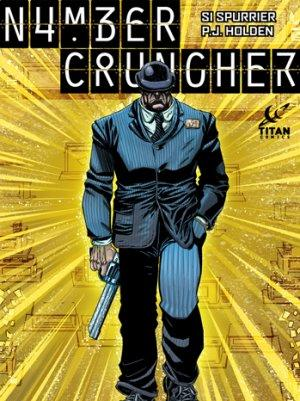 'X-Men' Writer Announces Creator-Owned Series 'Numbercruncher'
