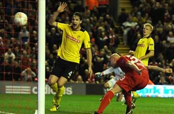 Liverpool 2-2 Young Boys: Zverotic wonder goal halts Reds progression late on